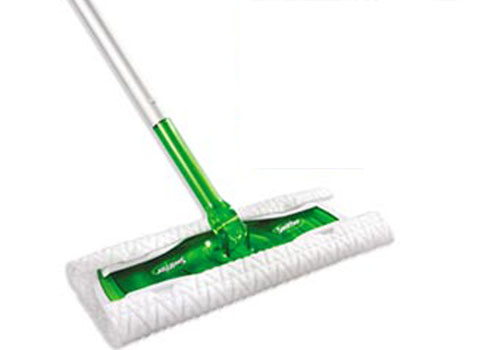 Using the Swiffer