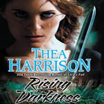 Review: Rising Darkness by Thea Harrison (Game of Shadows #1)