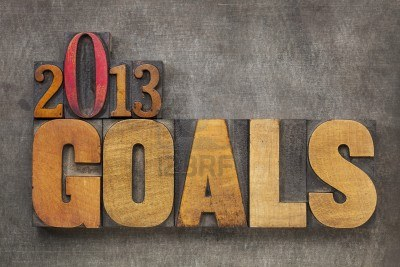16126208-2013-goals--new-year-resolution-concept--text-in-vintage-letterpress-wood-type-blocks-against-grunge