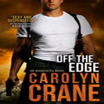 Review: Off the Edge by Carolyn Crane (The Associates #2)