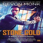 Release Day Review: Stone Cold by Devon Monk (Broken Magic #2) plus giveaway