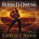 Joint Review: Ghost Seer by Robin D Owens (Ghost Seer #1)