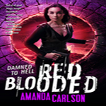 Early Review: Red Blooded by Amanda Carlson (Jessica McClain #4)