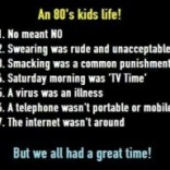 Silly Stuff – 80′s Kid