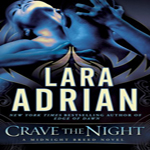 Review: Crave the Night by Lara Adrian (Midnight Breed #12)