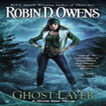 Anne Reviews:  Ghost Layer by Robin D Owens (Ghost Seer #2)