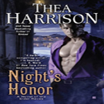 Review: Night's Honor by Thea Harrison (Elder Races #7)