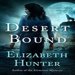 Anne Reviews:  Desert Bound by Elizabeth Hunter (Cambio Springs #2)